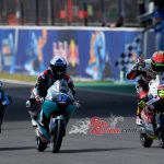 Busted! FIM MotoGP Stewards Notifications of Sanction: Moto3