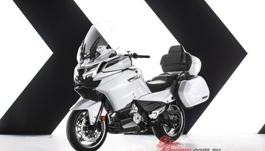 New Model: CFMOTO 1250TR-G Grand Tourer, 1279cc Twin