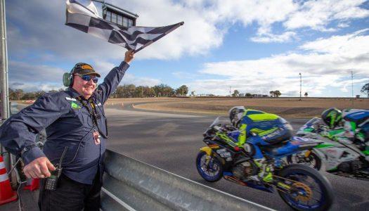 Motorcycling Australia celebrates Brendan Ferrari