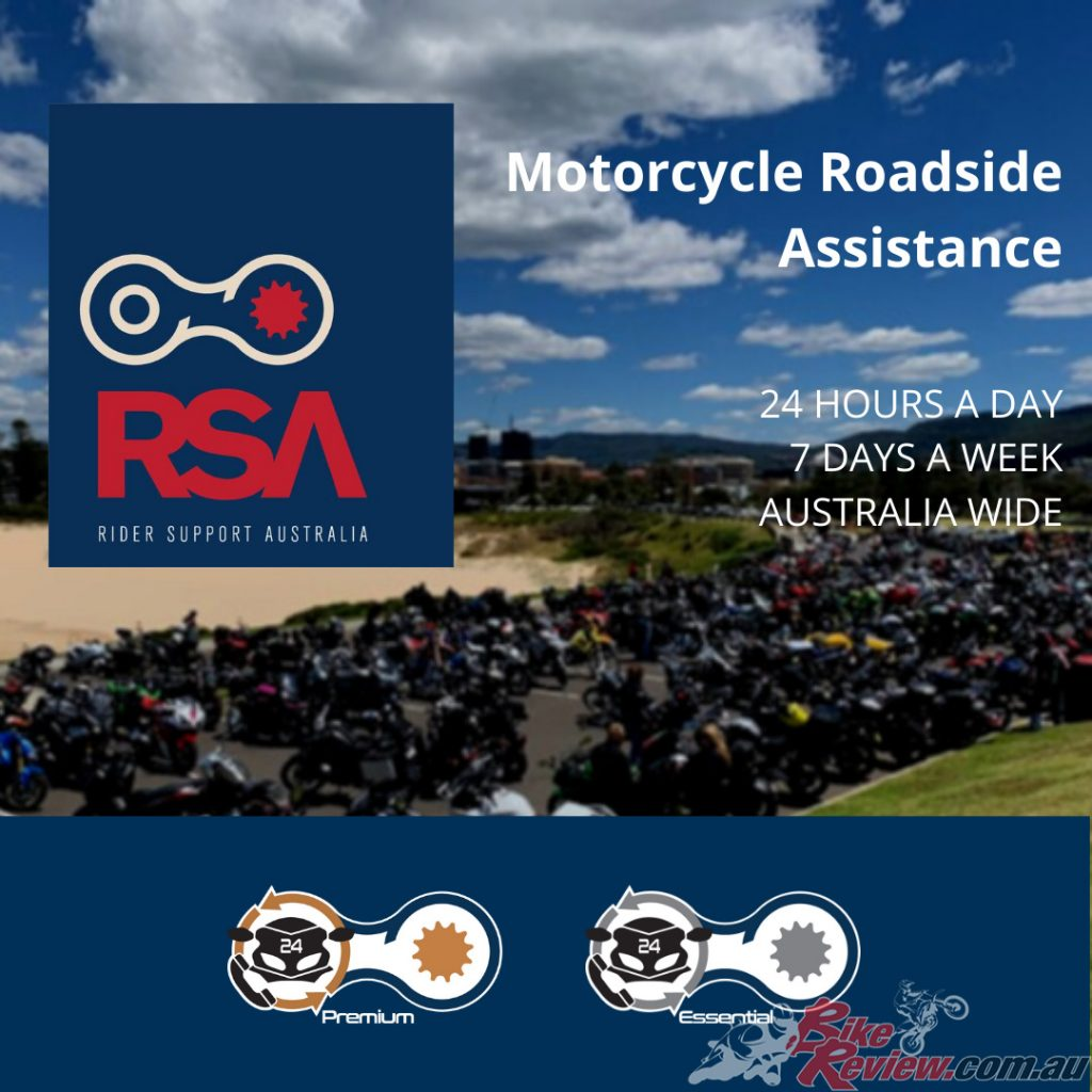 24/7 Roadside Assistance with Rider Support Australia