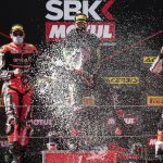 WorldSBK News: Rd6, Catalunya, Spain – Rea, van der Mark and Davies share victory!