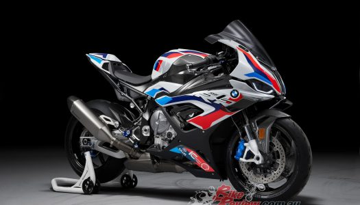 BMW M 1000 RR WorldSBK homologation special announced! Here Q1 21