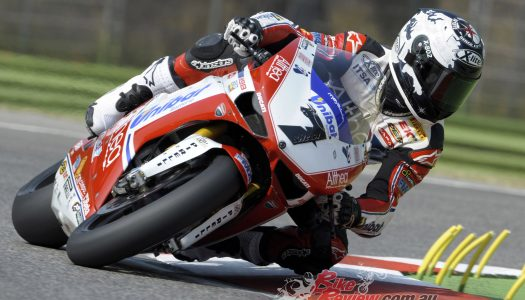 Throwback Thursday: Riding Checa's Title Winning Althea Ducati RS11
