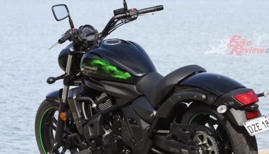 Video Review: 2020 Kawasaki Vulcan S SE LAMS Cruiser
