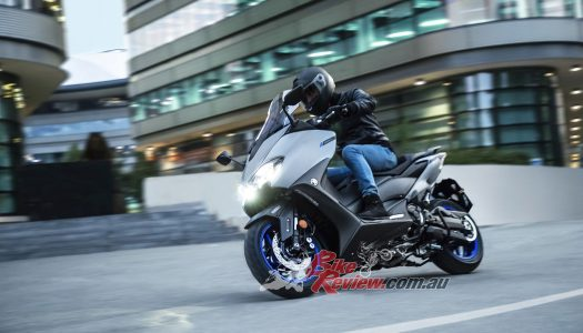 Yamaha TMAX 560 Model Overview with Gareth Jones
