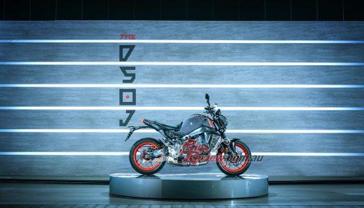 2021 Yamaha MT-09, new engine, frame, electronics & more