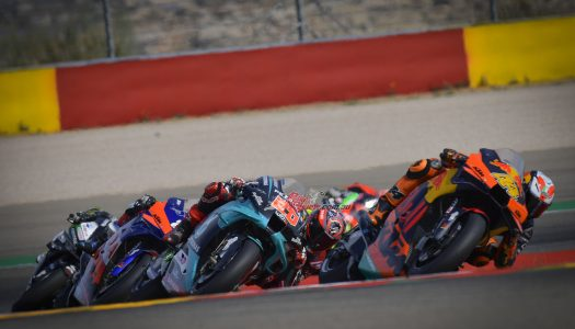 MotoGP: Can Marquez take centre stage at Aragon?