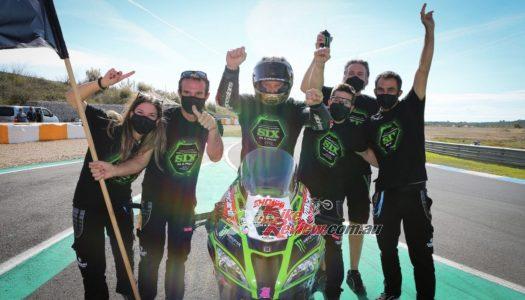 WorldSBK: Jonathan Rea Secures Sixth World Superbike Title!