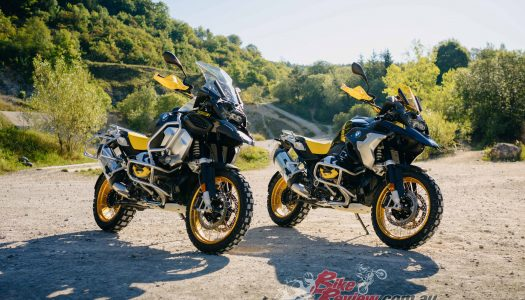 BMW GS Series Celebrates 40-years with three new variants for 2021