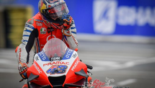 MotoGP Gallery: Shark Helmets Grand Prix de France