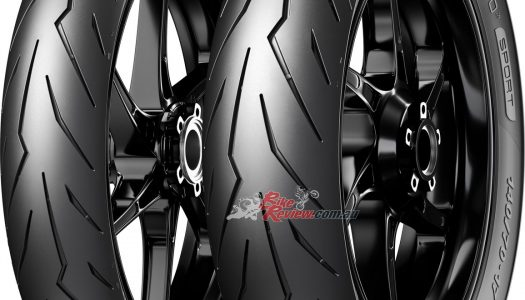 New Product: Pirelli Diablo Rosso Sport, affordable sports tyre for small capacity market