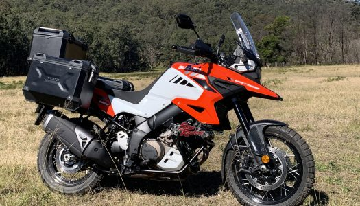 Review: The New Suzuki V-STROM 1050XT, Voyager Pack