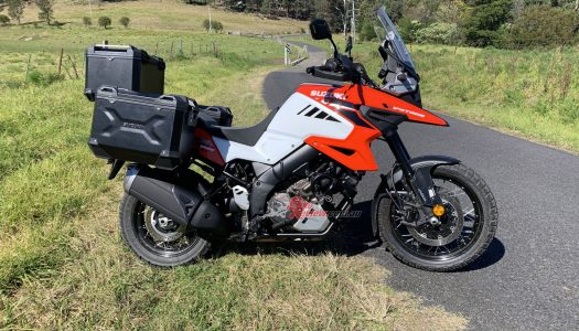Video Review: 2020 Suzuki V-STROM 1050XT, Voyager Pack