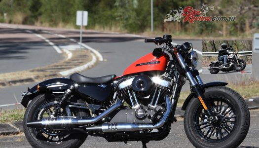 Comparison – H-D Sportster Forty-Eight & Forty-Eight Special