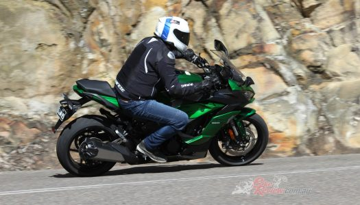 Review: 2020/2021 Kawasaki Ninja 1000SX Sports Tourer