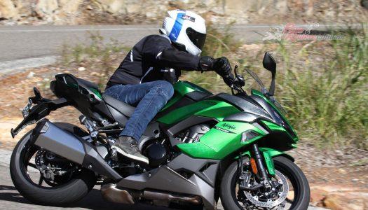 Video Review: 2020/2021 Kawasaki Ninja 1000SX