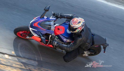 Review: 2021 Aprilia RS 660 street sports