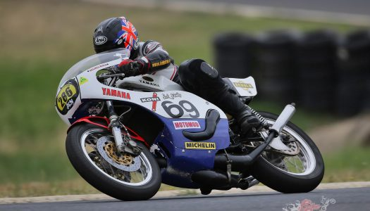 Throwback Thursday: Racer Test, Jack Findlay's TZ750B