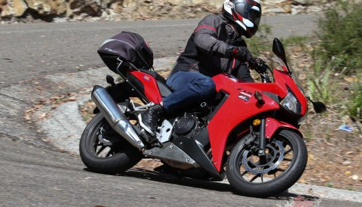 Gear Review: Nick's Arai Profile-V, 7-months on