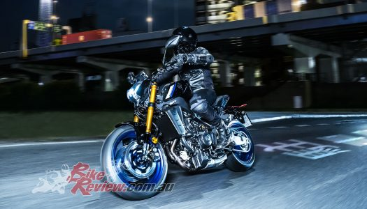 The 2021 Yamaha MT-09SP revealed with tons of upgrades