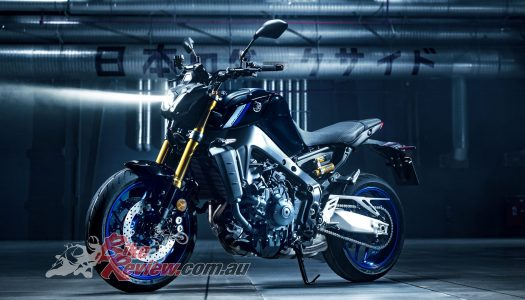 2021 Yamaha MT range Pricing & Availability Announced