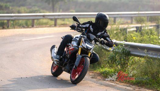 BMW Motorrad announce the new 2021 BMW G 310 R