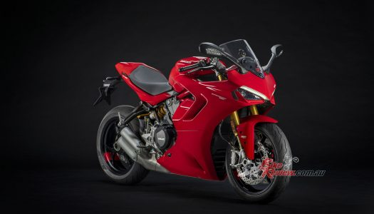 2021 Ducati SuperSport 950 Now Available In Australia