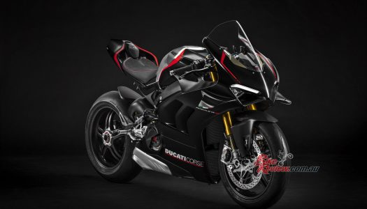 The 2021 Ducati SuperSport 950 and Panigale V4 SP announced