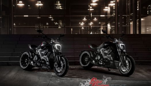 Model Update: Ducati XDiavel & Scrambler versions for 2021