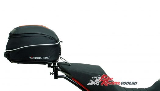 Ventura Bike-Pack System for Ducati Diavel 1260 available now