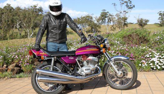 Throwback Thursday: Deep Purple – Riding a 1973 Kawasaki H2 750