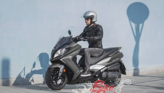 2020 KYMCO Downtown 350i TCS has landed in Australia