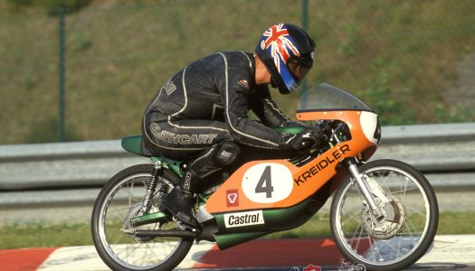 Throwback Thursday: Riding & History, the Van Veen Kreidler 50 GP Racer