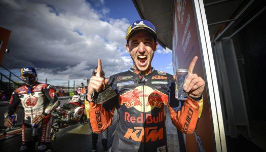 MotoGP: Saturday MotoGP Qualifying Gran Premio de Europa