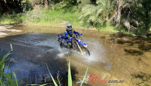 Novice rider tackles Ride ADV Womens-only ride