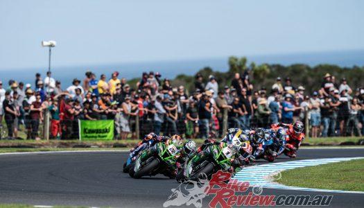 2021 Australian World Superbike Championship round Cancelled