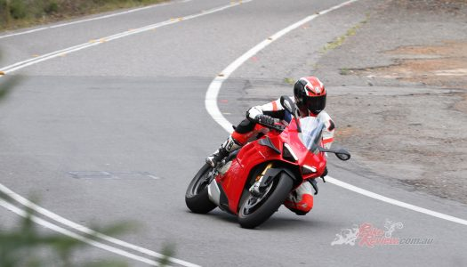 Video Review: 2020/2021 Ducati Panigale V4 S