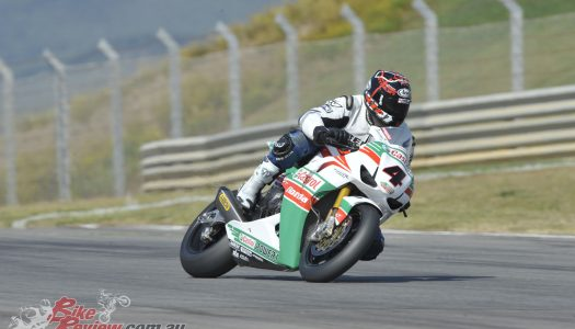 Throwback Thursday: 2011 WSBK Castrol Honda