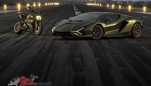Limited Edition: Ducati Diavel 1260 Lamborghini