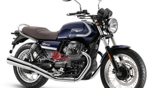 2021 Moto Guzzi V7 Stone & Special Announced