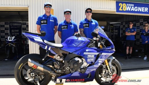 Yamaha Racing Team Announces Three-Bike 2021 ASBK Campaign