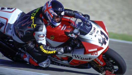 Throwback Thursday: Riding the amazing Nori Haga Yamaha YZF-R7 OW-02