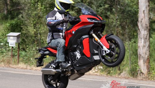 Review: 2020 BMW S 1000 XR Carbon Sport