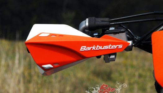 New Product: SABRE handguards from Barkbusters