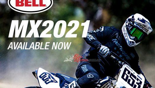 The New Bell Moto 2021 Helmet Line Is Here