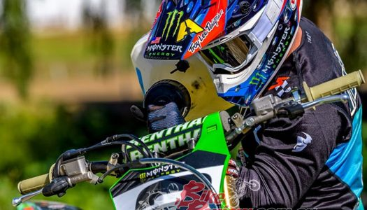 Race with Bell Helmets in the 2021 ProMX season