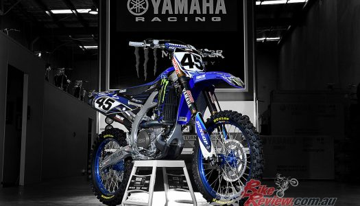 CDR Yamaha Monster Energy Sign Two A-List Riders For 2021