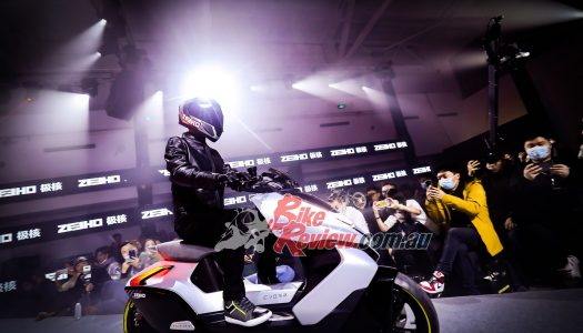 The all new electric sub-brand, CFMOTO ZEEHO, Announced