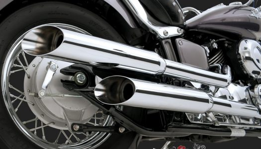 New Product: Cruzers Exhaust for Yamaha XVS650