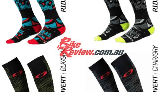 New Product: O'Neal Pro MX Socks available in stores now
